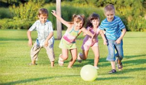 Barn-träning